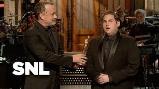 Download Monologue: Jonah Hill on Life After His Oscar Nomination - SNL Video