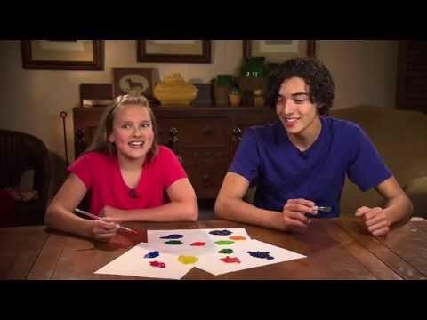 Primary, Secondary and Tertiary Colors | ArtQuest | NPT
