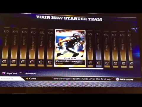 MADDEN 13 ultimate team FRESH START!
