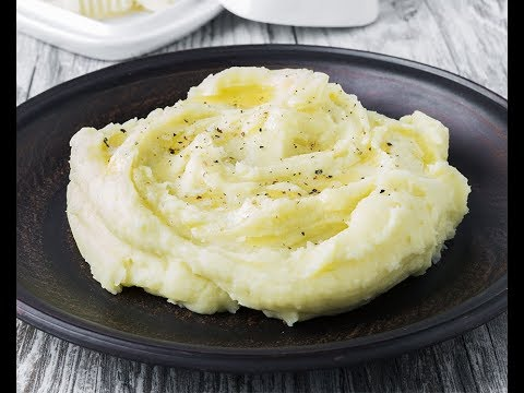 Andrew Zimmern Cooks: Mashed Potatoes