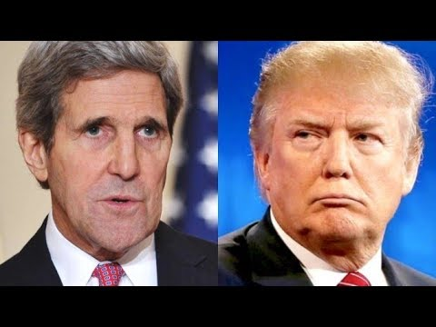 John Kerry Puts On A Clinic In How Not To Attack Trump