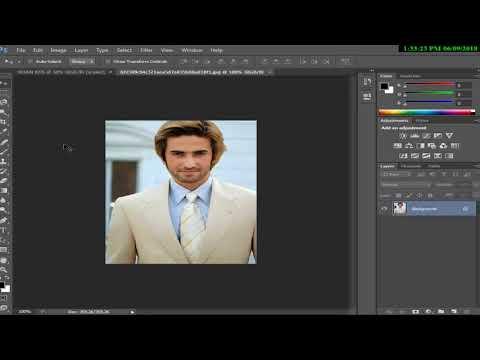 Photoshop Cs6 class  1 in Urdu/Hindi