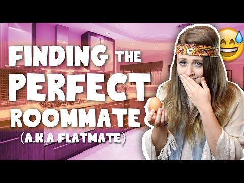 Finding The Perfect Roommate