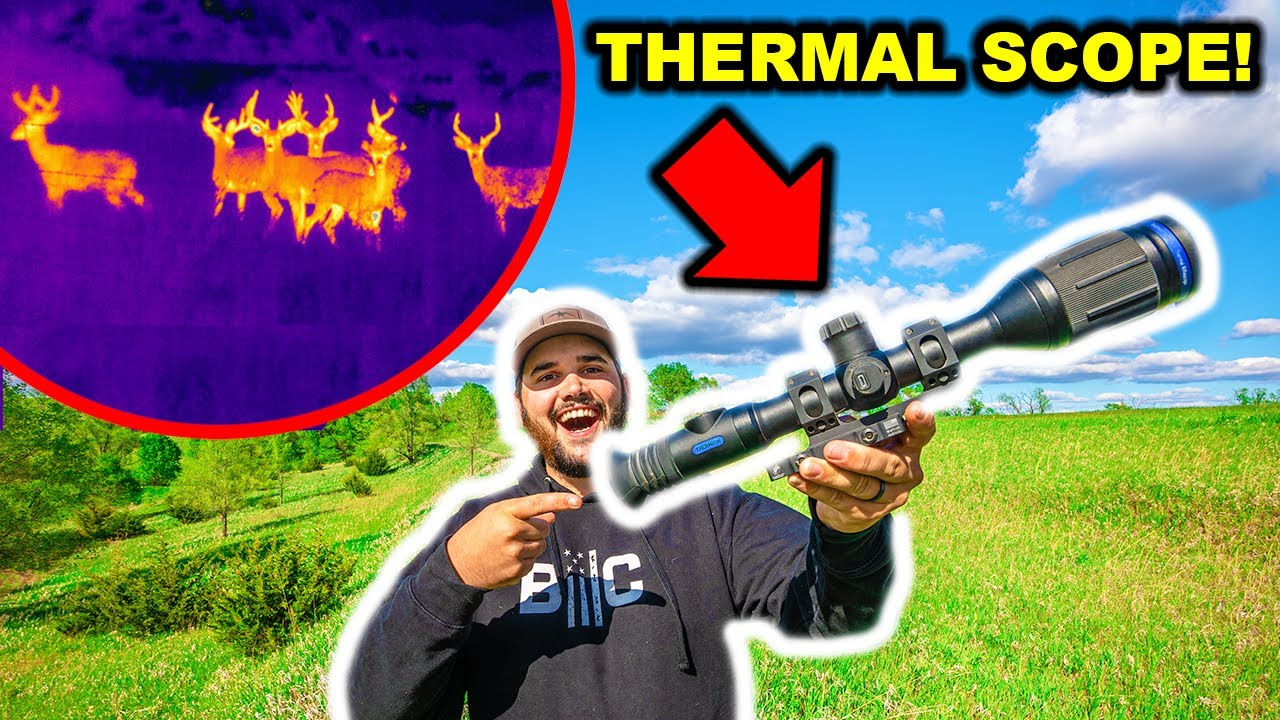 Exploring the ABANDONED High-Fence RANCH with THERMAL SCOPES at NIGHT!!!