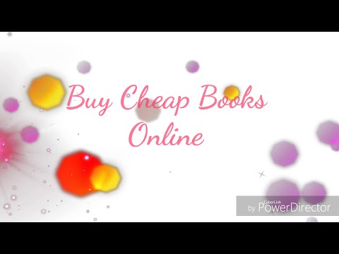 Guide to buy cheap books online in India