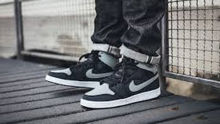 best sneakers 895de 5a8ee 06 55 · Canvas Over Leather   Unboxing AJ1 KO
