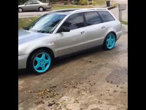 1998 Audi b5 a4 Rear Wheel Drive