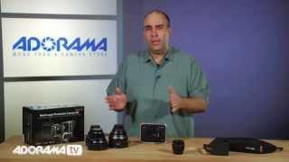 Blackmagic Design Production Camera 4K: Product Overview: Adorama Photography TV