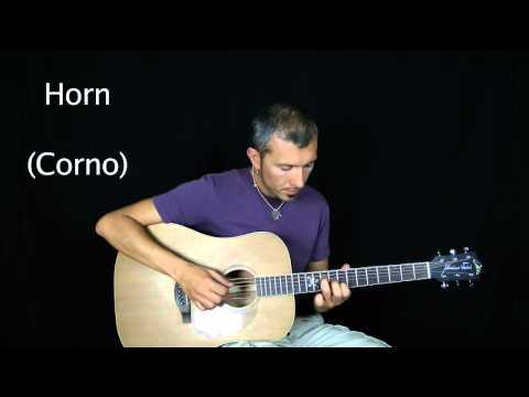 Audio Test #24: BRIDGE PINS for Acoustic Guitar - Massimo Varini [ENG] [ITA sottotitoli]