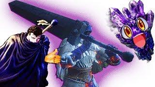 Dark Souls 3: CHAOS ZWEIHANDER PvP - NOT Giant Dad Cosplay -