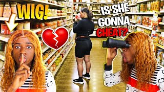 SPYING ON MY GIRLFRIEND IN PUBLIC!!! **EXPOSED**