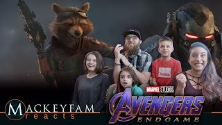 Download Marvel Studios' Avengers: Endgame - Official Trailer #2- REACTION and REVIEW!!! Video