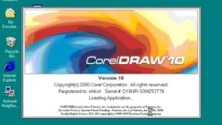 Coreldarw tutorial