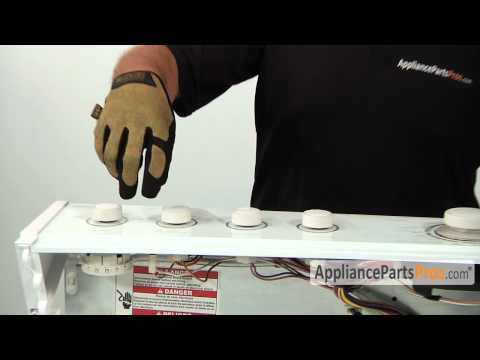Washer Water Temperature Switch (part #WP661614) - How To Replace