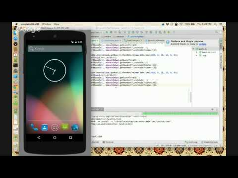 Android Atelier Q&A: Oct 2015