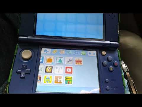 Connecting Nintendo 3ds to Wifi
