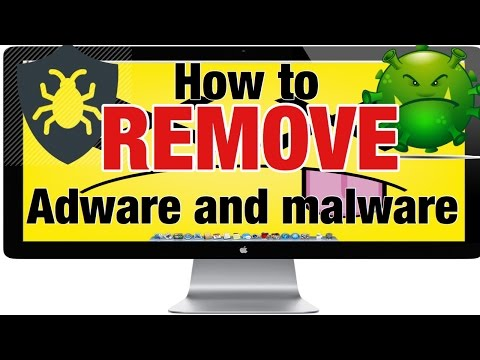 HOW TO REMOVE MALWARE ADWARE AND VIRUSES FROM YOUR MAC OR PC FOR FREE!