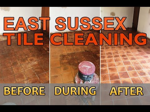 Quarry Tiles - Quarry Tile Cleaning in Rotherfield, East Sussex - How To Clean Quarry Tiles