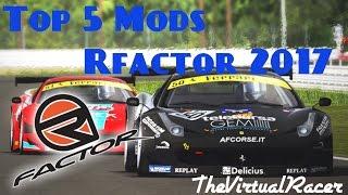 rFactor 2: Enduracers Endurance Series - Aston Martin GTE