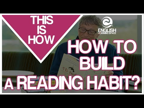 HOW to build a READING Habit? - THIS IS HOW -