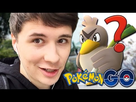 Dan's Farfetch'd Quest in Hong Kong - Pokemon GO! #3