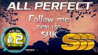 [펌프잇업 PUMP IT UP] Follow Me CO-OP X2 / Double Performance | All Perfect Play!! (SSS) ✔