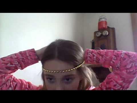 DIY: How to make a hippy headband! :)