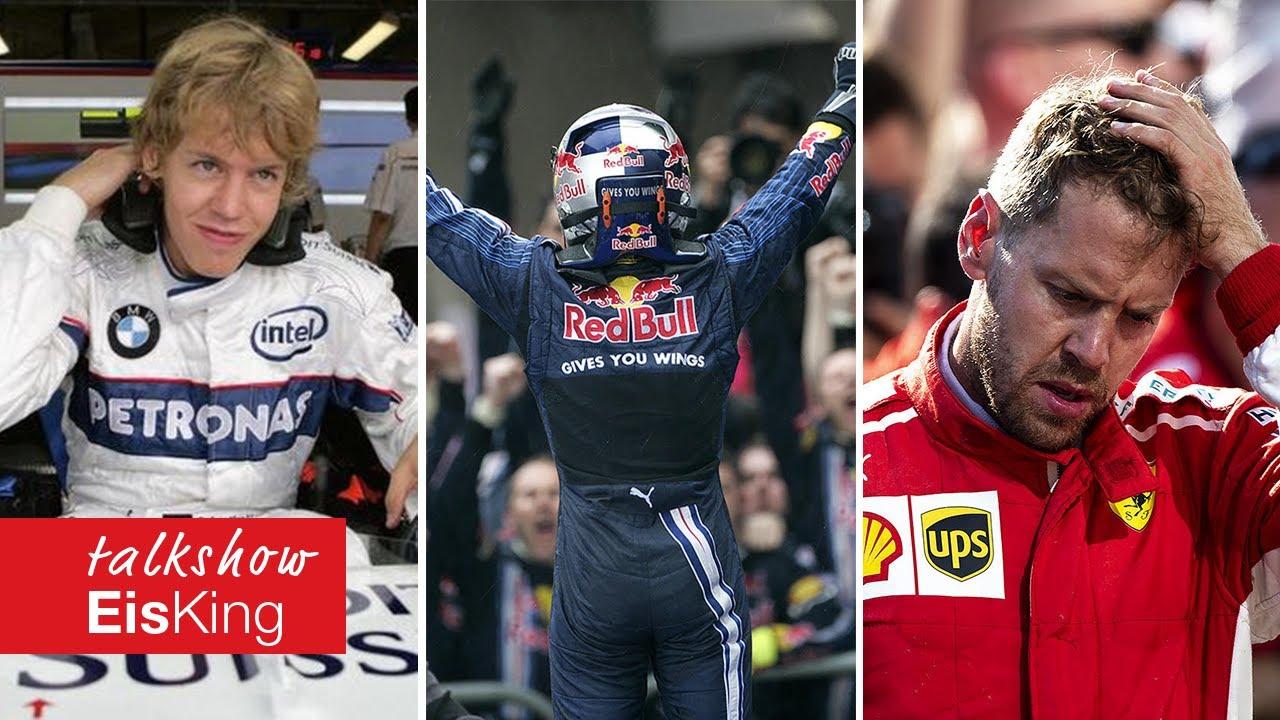 EisKing ŠPECIÁL: Príbeh Sebastiana Vettela a rodinného klanu Ferrari