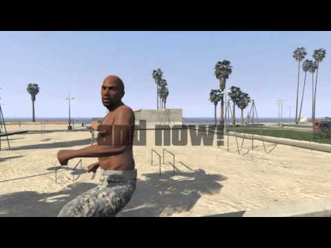 How to get a sixpack and big muscles gta 5 online