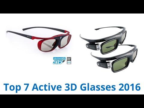 7 Best Active 3D Glasses 2016