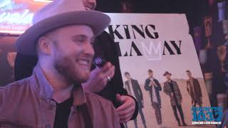 King Calaway - No Matter What (Acoustic) LIVE at the Rosemont