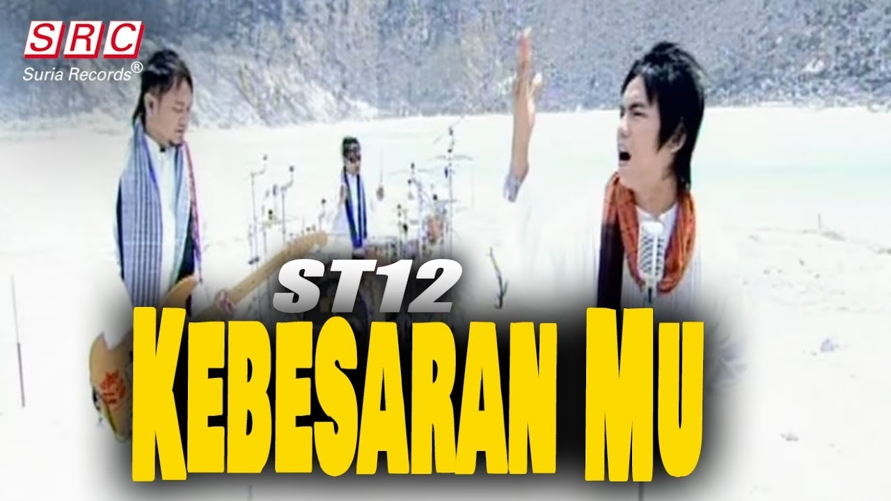 Download ST12 - KebesaranMU MP3 Gratis