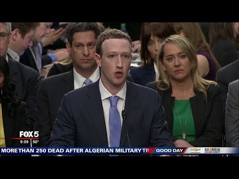 I-Team: Facebook CEO Admit Blame in Data Breach