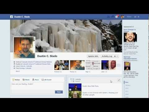 How to change your facebook fan page address URL name. Build your Business