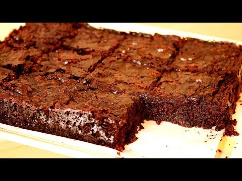 Eggless Fudgy Brownies | Kitchen Time with Neha