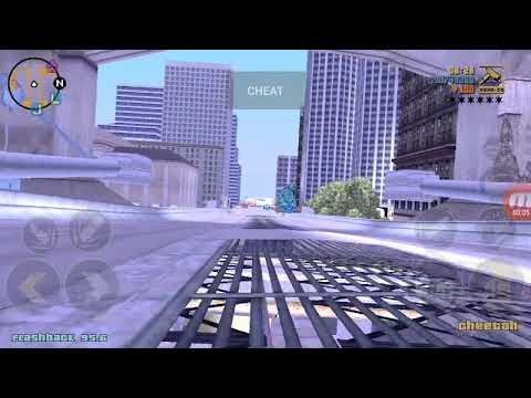 how to activate cheats of gta 3 in android