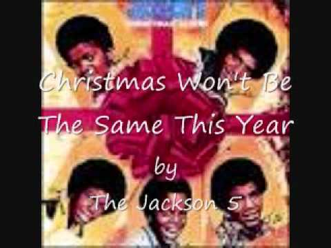 The Jackson 5 - Christmas Won't Be The Same This Year