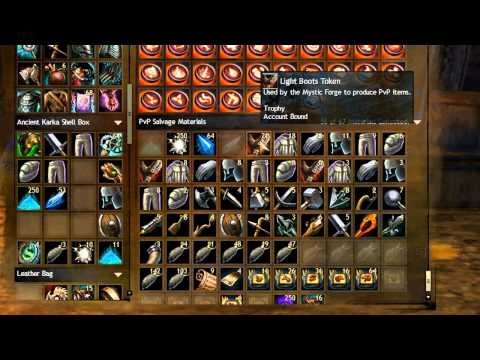 PvP for Dummies/Matt Visual! - P4, Rewards and PvP Crafting