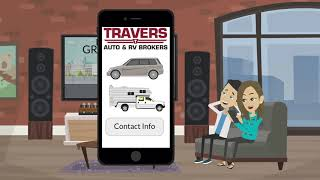Travers Auto Brokers - Safe, Easy, Fast, Secure