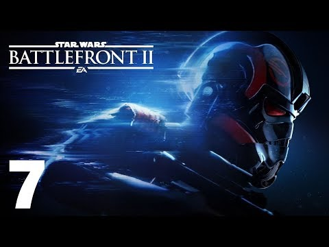Star Wars Battlefront 2 Campaign Walkthrough Ep 7 No Commentary 1080p HD