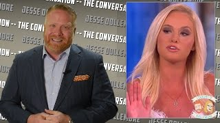 Tomi Lahren Suspended by Glenn Beck After Abortion Comment on