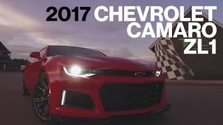 Chevrolet Camaro ZL1 Hot Lap at VIR | Lightning Lap 2017 | Car and Driver