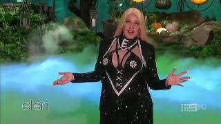 Ellen Season 17 Halloween Special Opening