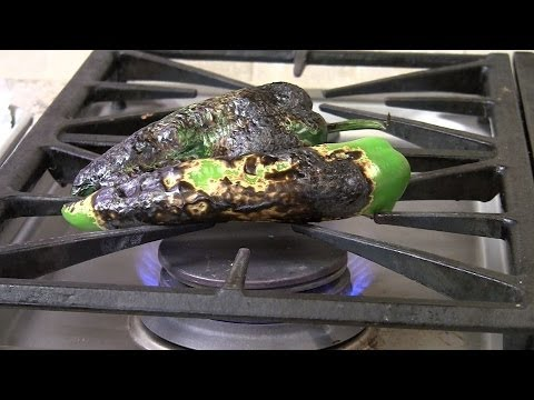 How To Roast Peppers Fast - I Show You Two Ways by Rockin Robin