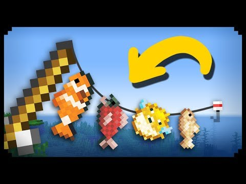 ✔ Minecraft: How to make an AFK Fishing Farm