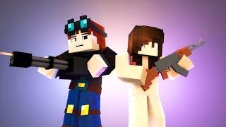 Top 10 DanTDM TheDiamondMinecart Minecraft Animation - Best Minecraft Animations 2017