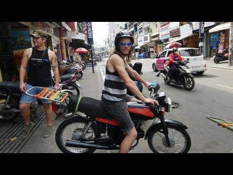 How to Buy a Motorcycle in Vietnam