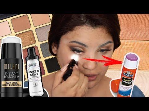 Tutorial de  maquillajes con productos Económicos NUEVOS  - Roccibella
