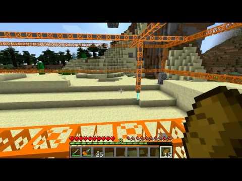 Andrakon Plays Technic! 12: Buildcraft Quarry