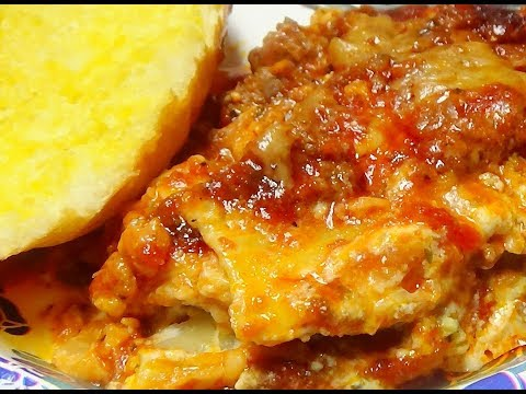FoodPrepping's Recipe for Delicious Lasagna Using Ground Chuck & Italian Sausage